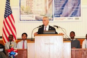 Mayor Rahm Emmanuel Speaks