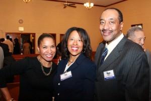 Denise Smith, Toi Smith, Stan Smith; President